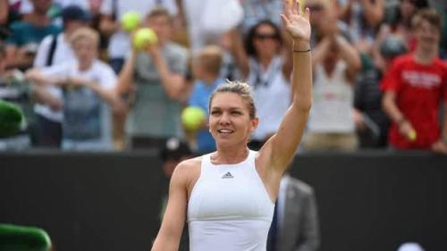 Simona Halep câştigă primul său meci din 2018, la Shenzhen
