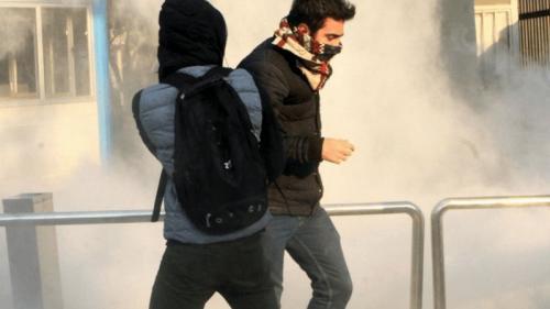 Iranul susține că a arestat un european care ar fi condus protestele din ultimele zile