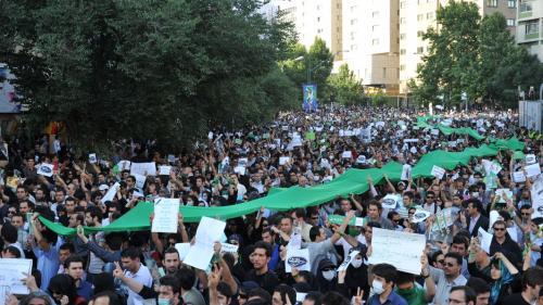 Proteste Iran: Ședință specială a parlamentului
