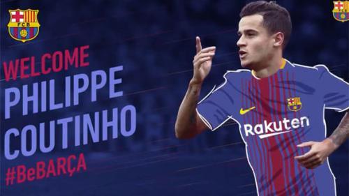 Suma record platita de Barcelona pentru Coutinho