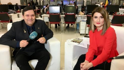 """Dan-Silviu Boerescu, interviu la Antena3.ro LIVE și pe Jurnalul.ro, despre volumul """"Viața amoroasă a lui Ceaușescu și a familiei lui politice"""""""