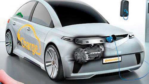 Soluţie pentru maşini electrice. Încărcarea universală