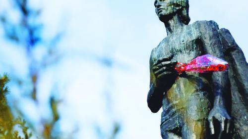 Patriotismul sădit în suflete de Eminescu