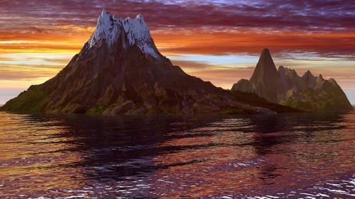 Cea mai mare eruptie vulcanica din ultimii 100 de ani!