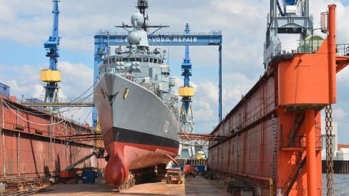 Daewoo Shipbuilding negociază vanzarea şantierului naval Mangalia