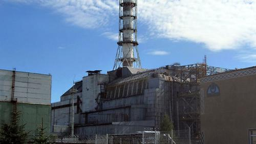 Se intampla lucruri interesante la Cernobil!