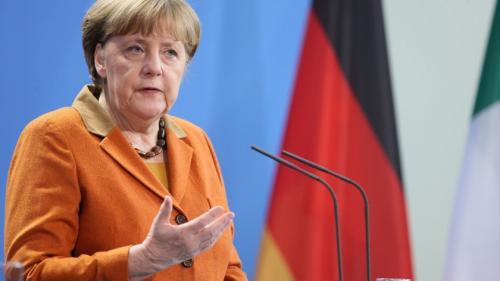 Divergenţe între Angela Merkel şi Sebastian Kurz cu privire la cotele de refugiaţi
