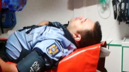 Doi poliţişti în stare de ebrietate s-au bătut crunt după o petrecere în Sălaj