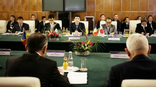 Investitorii japonezi caută afaceri în România