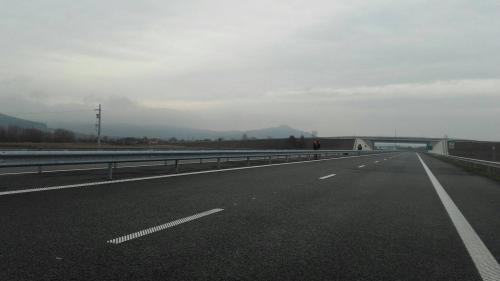 Lotului 3 al autostrăzii Sebeş - Turda nu poate fi recepționat din cauza problemelor tehnice