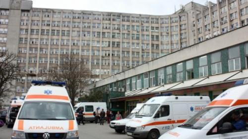 Pană de curent la Spitalul Județean Craiova