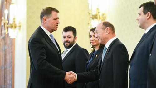 Traian Băsescu spune că guvernarea PSD nu mai trebuie să continue
