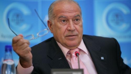"""Dan Voiculescu: """"Afirmaţiilelui Băsescu Traian sunt mincinoase"""""""