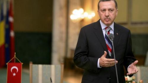 Erdogan anunţă lansarea unei operaţiuni militare terestre în regiunea siriană Afrin