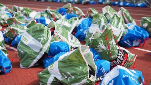 Pungile din plastic, interzise începând din această vară