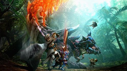 GAMING: Când va fi lansat jocul Monster Hunter - World