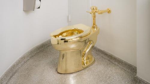 Casa Albă a cerut împrumut o pictură dar a primit un closet de aur