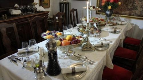 Mise-en-place… arta aranjării unei mese