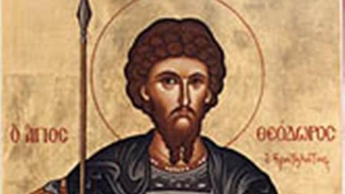 Calendar religios - 8 februarie. Sfântul Teodor Stratilat; Sfântul Proroc Zaharia