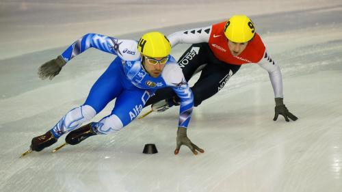 Coreea de Sud a primit prima sa medalie de aur, la short-track