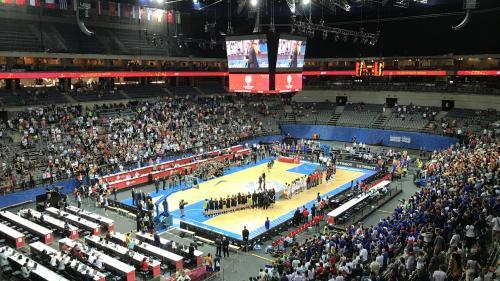 România, la prima victorie în preliminariile EuroBasket 2019