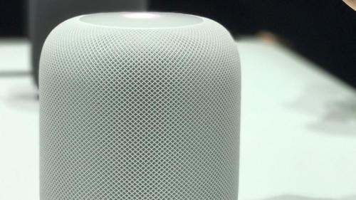 Apple a lansat pe piaţă boxa inteligentă HomePod