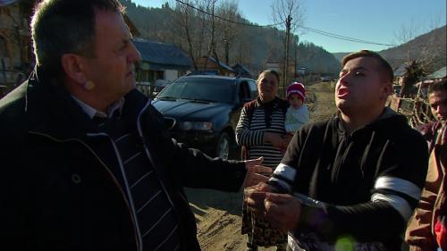 Primarul Tănăsescu, detectivul asistaților social