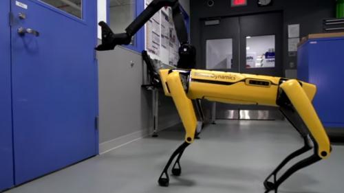 VIDEO - Inginerii de la Boston Dynamics nu încetează să ne uimească cu roboții lor