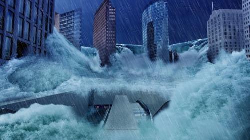 Avertismentul expertilor NASA: Vine potopul global!
