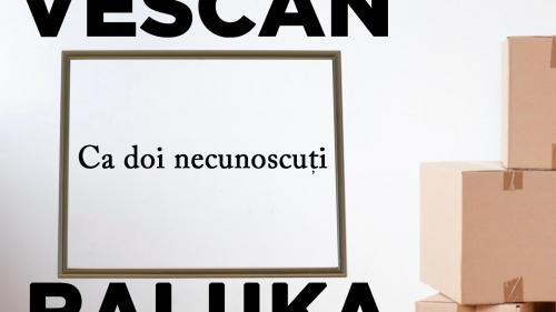 """Vescan feat. Raluka se simt """"Ca doi necunoscuți""""  în cea mai recentă piesă lansată de artist"""