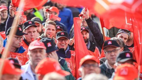 Angajaţii E.ON din Germania intră în grevă