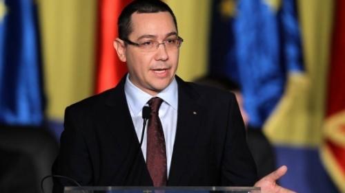 Ponta, despre ideea intervenţiei BNR în privinţa inflaţiei: E o minciună pe care inculţii şi populiştii o folosesc