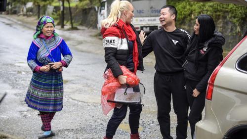Vica și Daniela Crudu i-au cucerit pe asiatici