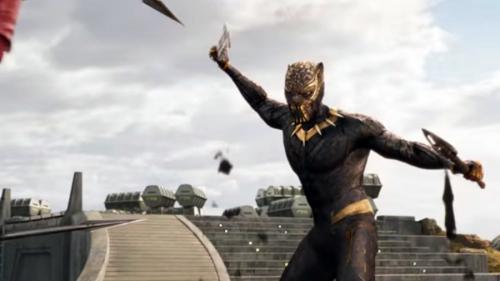 VIDEO - Black Panther, primul film cu supereroi de culoare, a ajuns în fruntea box-office-ului american