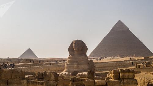 Misterul constructiei piramidelor egiptene!