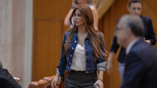 Andreea Cosma a depus plângere penală la Poliţie, după mai multe ameninţări primite la telefon