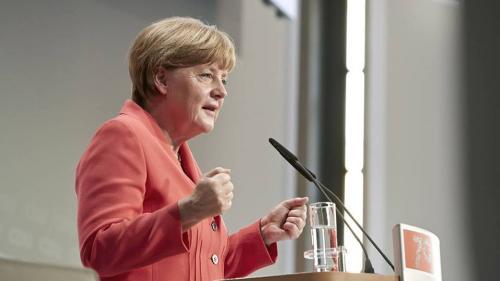 Angela Merkel, avertisment la adresa Chinei