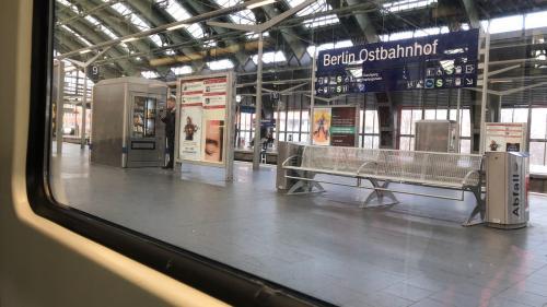 O gară din centrul Berlinului a fost evacuată din cauza unui pachet suspect