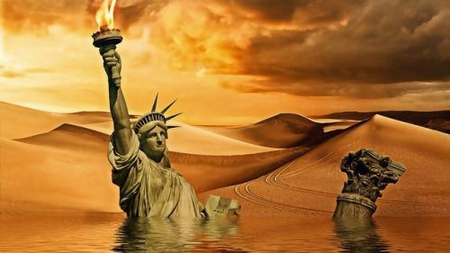 Potopul global pare imposibil de prevenit, cred expertii!