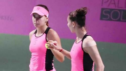 Irina Bara şi Mihaela Buzărnescu, în semifinalele probei de dublu la Budapesta