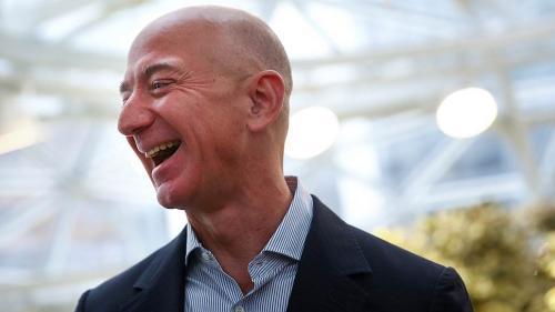 Miliardarul Jeff Bezos vrea o proprie minune a lumii!