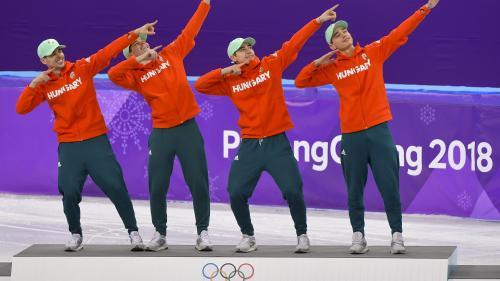 Ungaria câștigă prima medalie de aur la Jocurile Olimpice de Iarnă de la PyeongChang