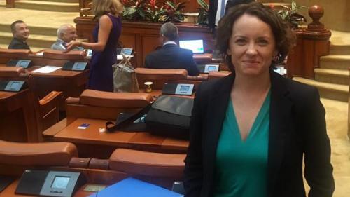 Chichirău: Îmi este ruşine că un ministru din Iaşi a anunţat decizia privind-o pe Kovesi
