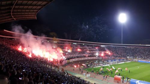 Europa League. Un polițist a murit în confruntările violente de la meciul Spartak Moscova - Athletic Bilbao