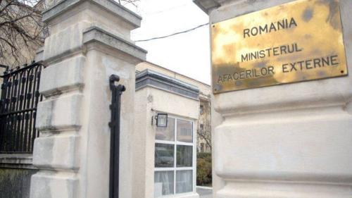 MAE condamnă ferm orice acţiune împotriva unor şcoli cu predare în limba română din Ucraina