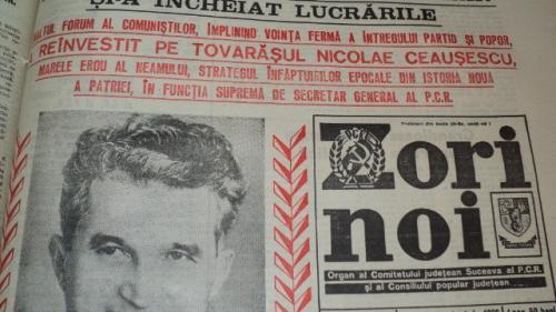 Mărturii despre cenzura din anii comunismului