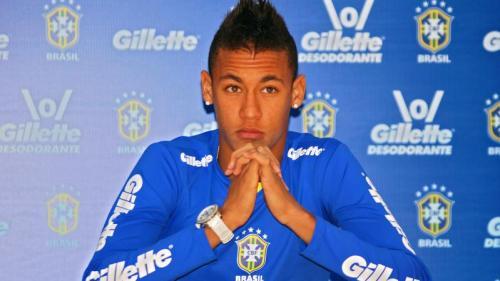 Probleme pentru Neymar. Entorsă şi fisură, incert pentru returul cu Real Madrid