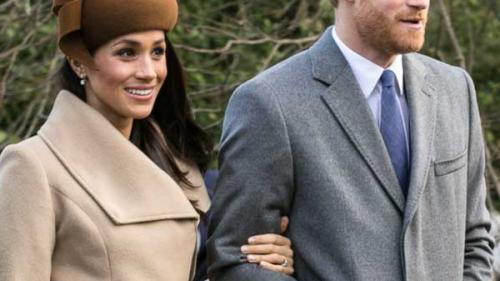Primire entuziastă la Birmingham pentru prinţul Harry şi Meghan Markle