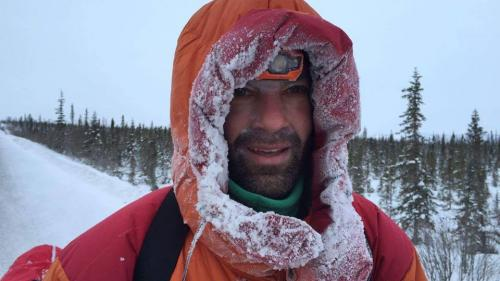 Uşeriu conduce cursa de la Polul Nord