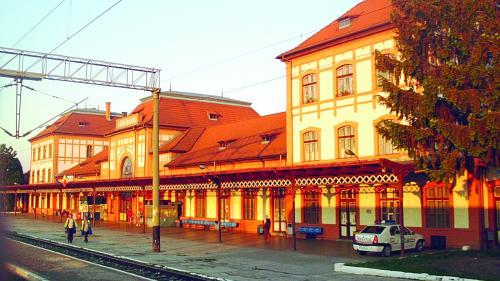 Cele mai frumoase gări-Teiuş (Alba Iulia)